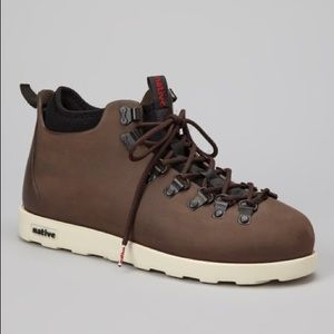 Native Shoes Beaver Brown Fitzsimmons All-Terrain